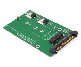 Adapter U.2/SFF-8639 NVME PCI-E SSD to M.2 NGFF M-Key