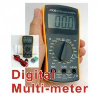 VICTOR VC830L Digital Meter Multimeter Tester Pocket