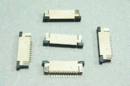 5pcs FFC/FPC Connector 11pin Pitch 1.0mm Top Contact