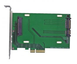 Adapter U.2 SFF-8639 NVMe SSD to PCI-e X4 for Intel 750