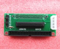 Adapter SCSI 68 Pin to 80 Pin / 50 Pin