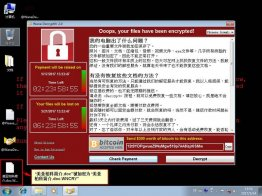 Racketeering Virus Infected Data Recovery