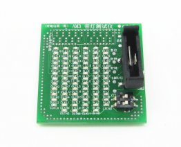 Laptop 478 CPU Fake Loading Board with LED for Centrino 3