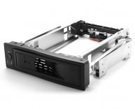 "5.25"" Tray-Less SATA Hot-Swap Hard for 3.5"" HDD off / on Button"