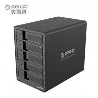 ORICO 9558RU3 5-bay 3.5'' USB3.0 Raid HDD Enclosure