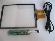 10.4 inch Projected Capacitive Touch Screen Panel