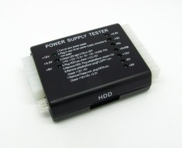 Power Supply Tester With LED Display