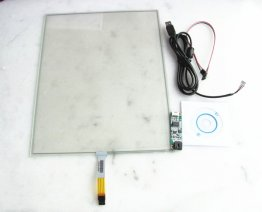 15 Inch 4 Wire Resistive Touch Screen Panel