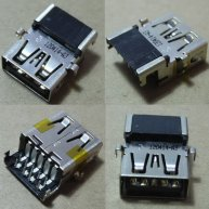 2pcs U425 Laptop Motherboard USB 3.0 Jack