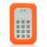 "KEY25 2.5"" USB3.0 Encrypted HDD Enclosure with Keypad"