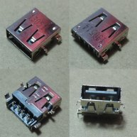 5pcs U506 HP Dell Lenovo Laptop USB Jack
