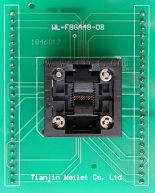 Adapter WL-FBGA48-E137
