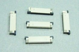 5pcs FFC/FPC Connector 16pin Pitch 1.0mm Top Contact