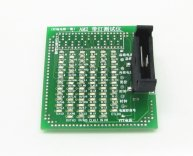 Desktop AM2 CPU Fake Loading Board with LED