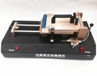 Manual Laminating Machine with Built in Vacuum Pump