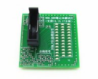 Laptop 988 989 CPU Fake Loading Board with LED