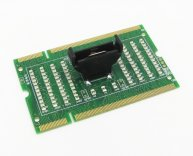 Double-faced Laptop DDR2 Slot Testing Board with LED