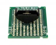 Desktop 775 CPU Fake Loading Board with LED