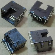 2pcs HP/Acer/Dell Laptop R002 Router Interface 12pin