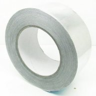 Aluminum Effect Pedal Foil EMI Shield Tape 50mm x 40M x 0.08mm