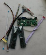 Rowa LCD/LED Controller Board M.NT68676.2A Kit