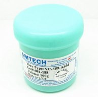 Amtech NC-559-ASM Flux Paste 100g