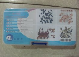 N-141 Plastic Electronic Component Box