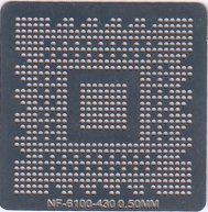 NF-6100-430 Stencil Heat Directly
